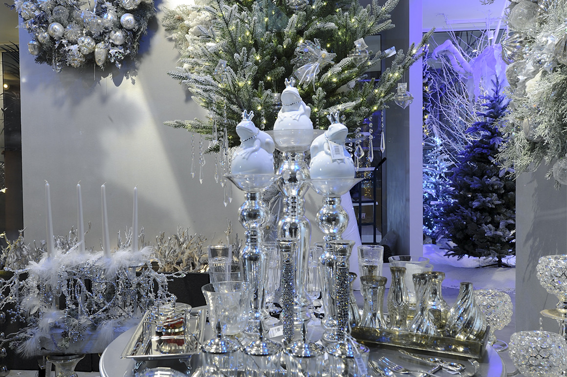 Božićni ukrasi 2018 Sylver crystals