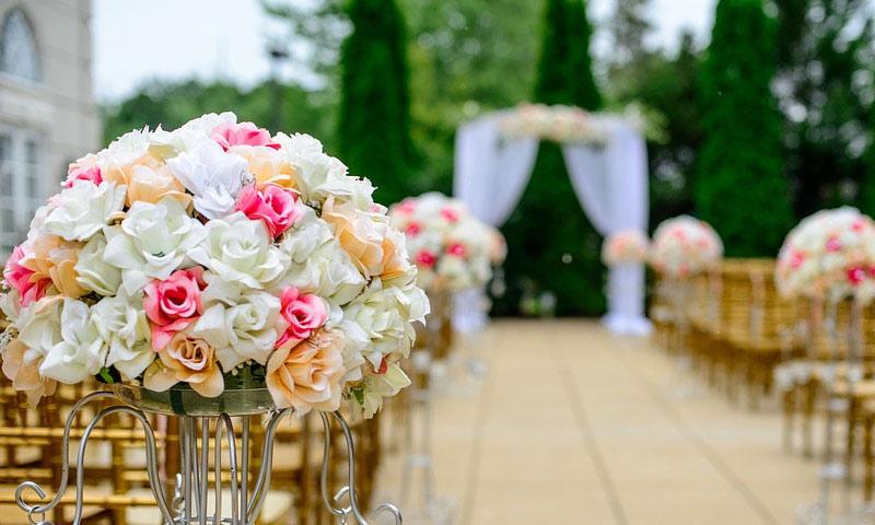 svadbeno cvijeće